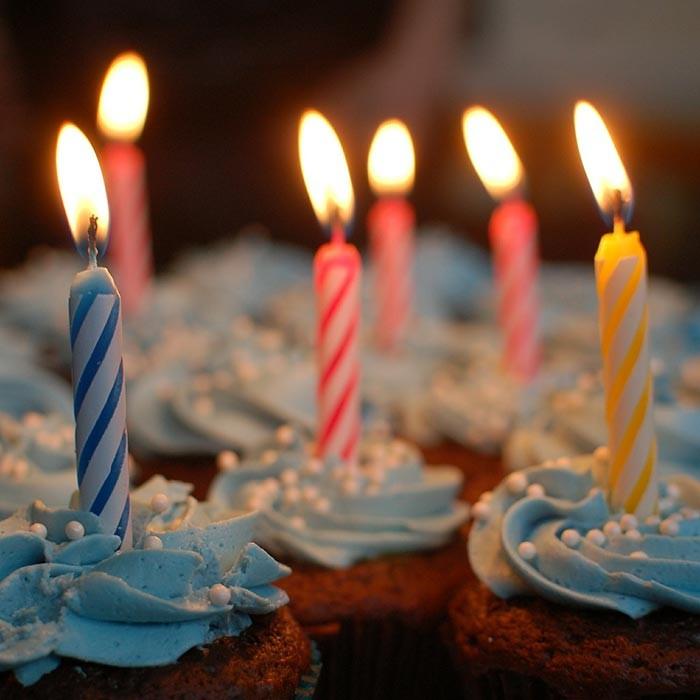 Geburtstagstorte Schaltjahr
