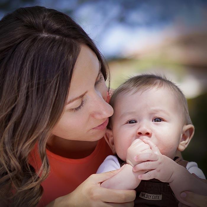berufstätige Mutter Brief Beruf
