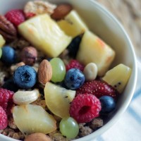 gesundes Frühstueck