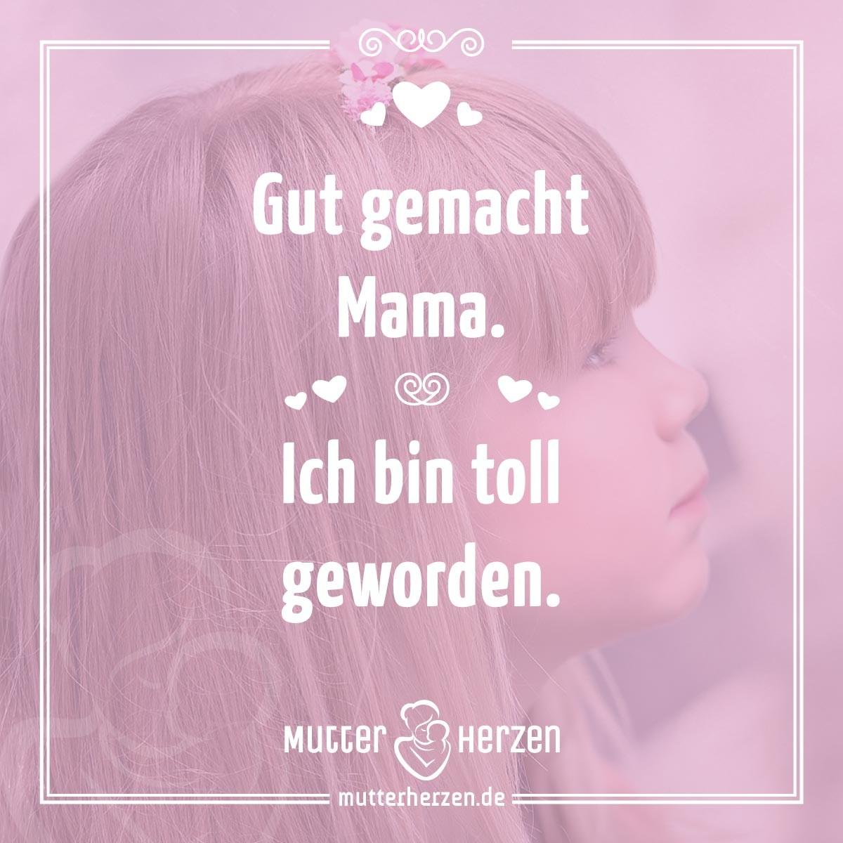 Du Bist Eine Tolle Mama Sprüche Schön 2019 10 26